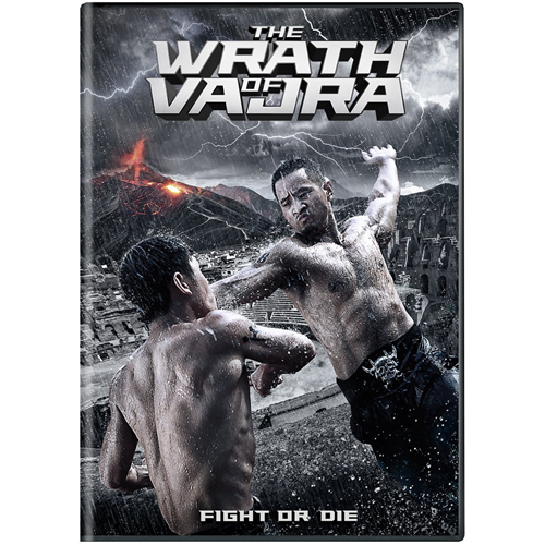 The Wrath Of Vajra (DVD - SONE 1)