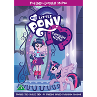 My Little Pony - Equestria Girls (UK-import) (DVD)
