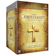 The Christianity Collection (UK-import) (DVD)
