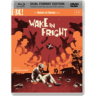 Wake In Fright (UK-import) (Blu-ray + DVD)