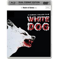 White Dog (UK-import) (Blu-ray + DVD)