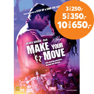 Produktbilde for Make Your Move (DK-import) (DVD)