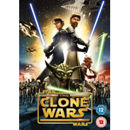 Star Wars - The Clone Wars (UK-import) (DVD)