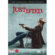 Justified - Sesong 3 (DVD)