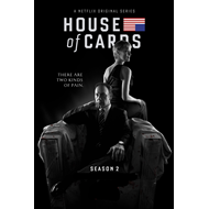 House Of Cards - Sesong 2 (DVD)