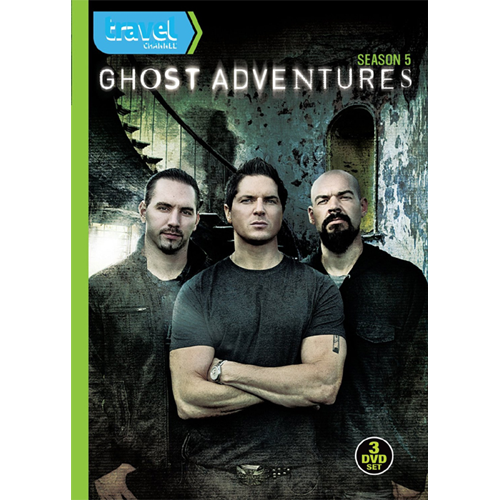 Ghost Adventures - Season 5 (DVD - SONE 1)