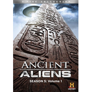 Ancient Aliens - Sesong 5 Del 1 (DVD - SONE 1)