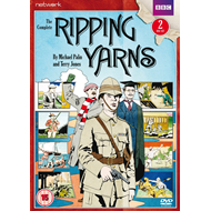 Ripping Yarns - The Complete Series (UK-import) (DVD)
