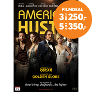 Produktbilde for American Hustle (DVD)