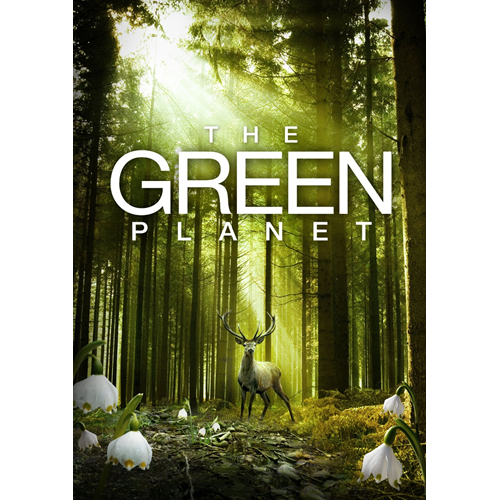 The Green Planet (UK-import) (DVD)