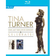 Tina Turner - One Last Tme + Celebrate (UK-import) (SD Blu-ray)
