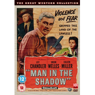 Man In The Shadow (UK-import) (DVD)