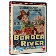 Border River (UK-import) (DVD)