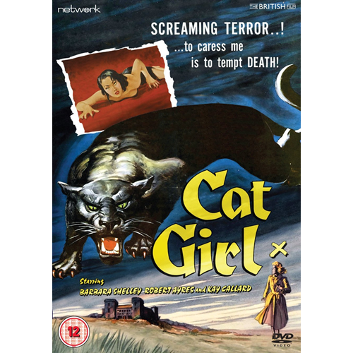 Cat Girl (UK-import) (DVD)