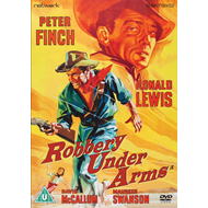 Robbery Under Arms (UK-import) (DVD)