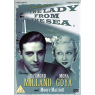 The Lady From The Sea (UK-import) (DVD)