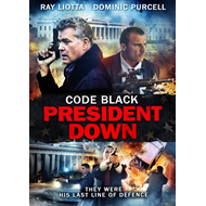 Code Black: President Down (UK-import) (DVD)