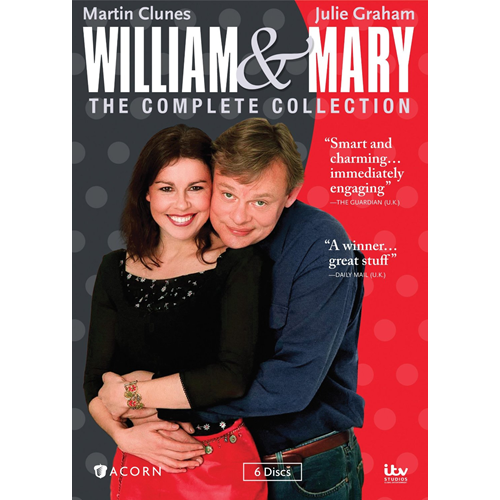 William &  Mary - The Complete Collection (DVD - SONE 1)