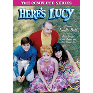 Here's Lucy - The Complete Series (DVD - SONE 1)