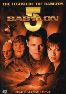 Babylon 5 - The Legend Of The Rangers (DVD - SONE 1)