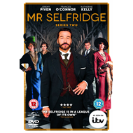 Mr. Selfridge - Sesong 2 (UK-import) (DVD)