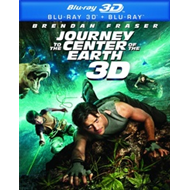Journey To The Center Of The Earth (Blu-ray 3D + Blu-ray)