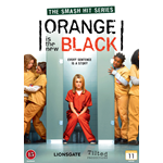 Orange Is The New Black - Sesong 1 (DVD)