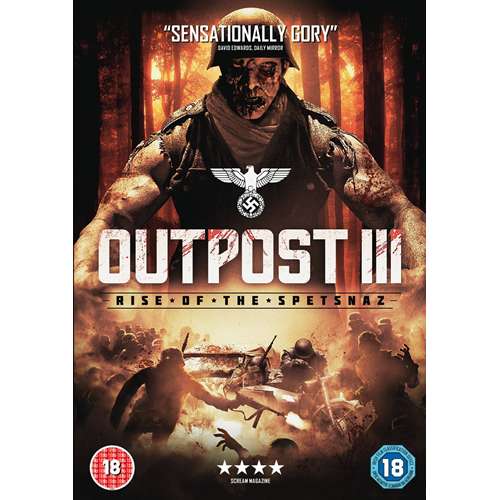 Outpost 3 - Rise Of The Spetsnaz (UK-import) (DVD)