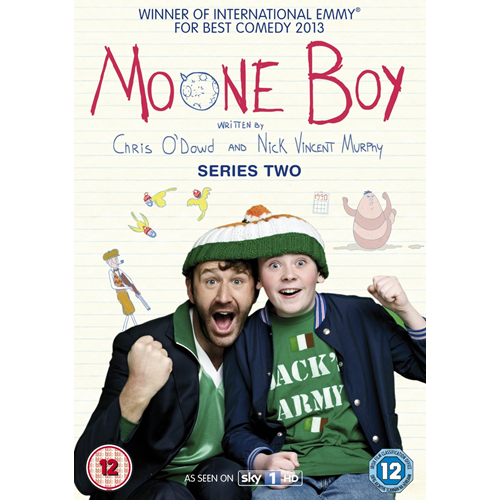 Moone Boy - Sesong 2 (UK-import) (DVD)