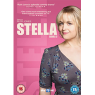 Stella - Sesong 3 (UK-import) (DVD)