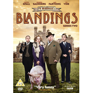 Blandings - Sesong 2 (UK-import) (DVD)
