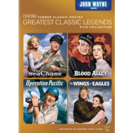 TCM Greatest Classic Legends - John Wayne War (DVD - SONE 1)