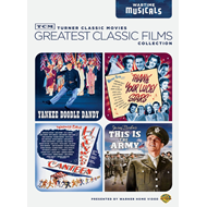 TCM Greatest Classic Legends - Wartime Musicals (DVD - SONE 1)