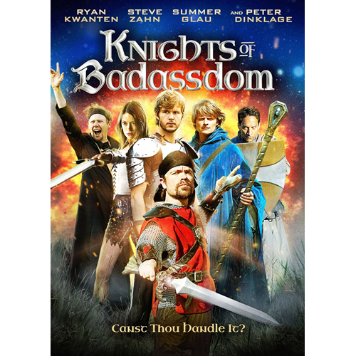 Knights Of Badassdom (DVD - SONE 1)