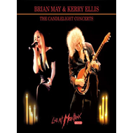 Brian May & Kerry Ellis - The Candlelight Concerts Live At Montreux 2013 (m/CD) (UK-import) (DVD)