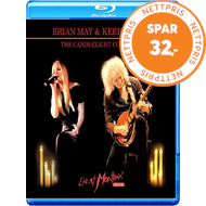 Brian May & Kerry Ellis - The Candlelight Concerts Live At Montreux 2013 (UK-import) (Blu-ray + CD)