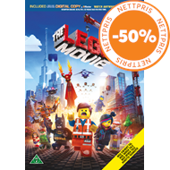 Produktbilde for The Lego Movie (DVD)