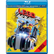 The Lego Movie (Blu-ray 3D + Blu-ray)