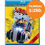 Produktbilde for The Lego Movie (Blu-ray 3D + Blu-ray)