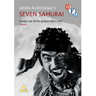 Seven Samurai (UK-import) (DVD)