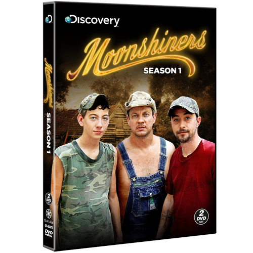 Moonshiners - Sesong 1 (DVD - SONE 1)