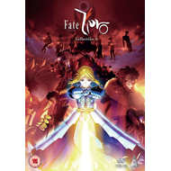 Fate Zero - Collection 1 (UK-import) (DVD)