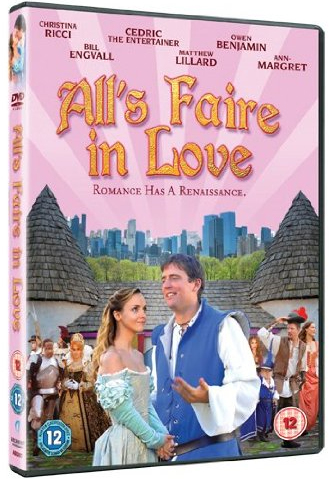 All's Faire In Love (UK-import) (DVD)