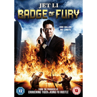 Badge Of Fury (UK-import) (DVD)