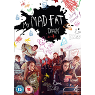 My Mad Fat Diary - Sesong 2 (UK-import) (DVD)