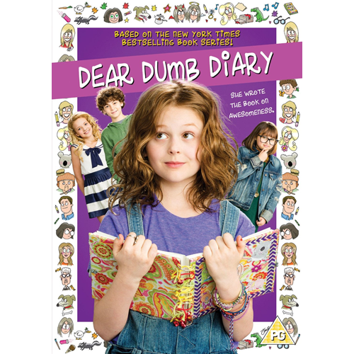 Dear Dumb Diary (UK-import) (DVD)