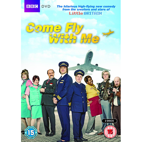 Come Fly With Me - Sesong 1 (UK-import) (DVD)
