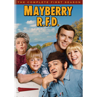 Mayberry R.F.D. - Sesong 1 (DVD - SONE 1)