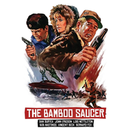 The Bamboo Saucer (DVD - SONE 1)