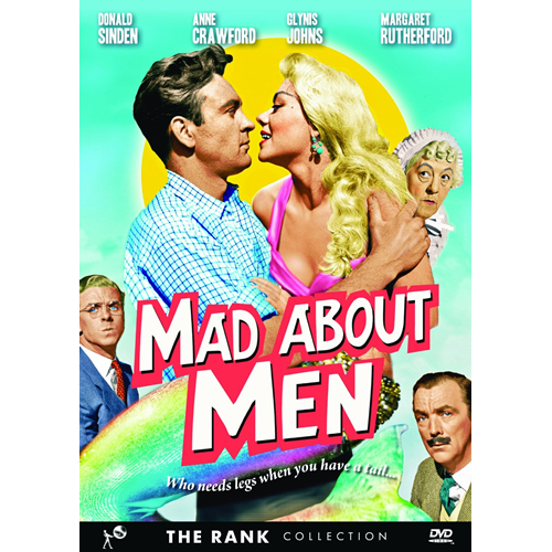 Mad About Men (DVD - SONE 1)